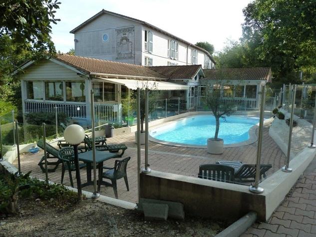 Hôtel restaurant héliotel a Montferrier-sur-lez
