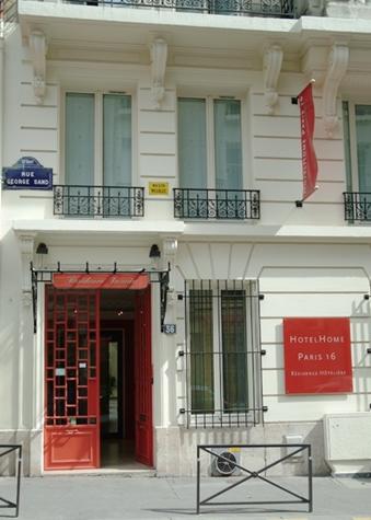 Hotelhome paris 16 à Paris