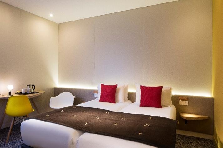 Hotel auguste à Paris