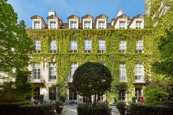 HOTEL PAVILLON DE LA REINE à Paris