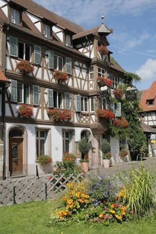Hôtel des deux clefs à Turckheim