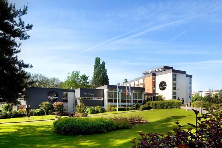 Diana hôtel & spa molsheim à Molsheim