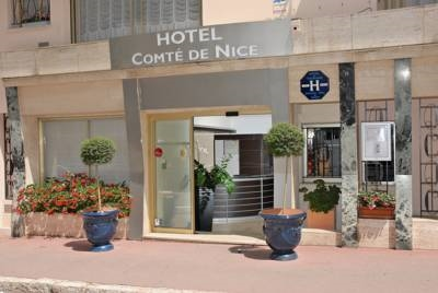 Hôtel comté de nice à Beaulieu-sur-mer