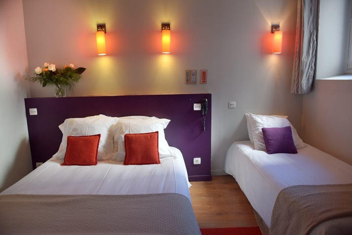 Hôtel Hotelo à Lyon