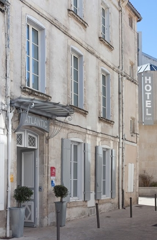 Hotel atlantic in La rochelle