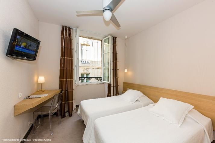 Hôtel Gambetta à Bordeaux