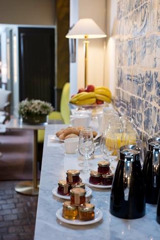 Hotel Henri 4 Rive Gauche à Paris